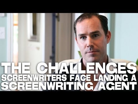 The Challenges Screenwriters Face Landing A Screenwriting Agent by Justin Trevor Winters