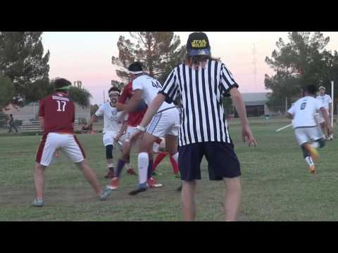 Major League Quidditch Los Angeles Guardians vs Phoenix Sol Game 2