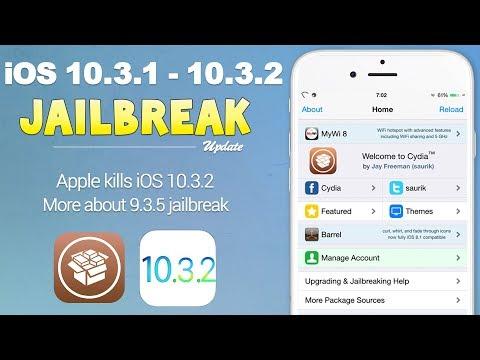 iOS 10.3.1/10.3.2 Jailbreak Update: Apple KILLS iOS 10.3.2! Phoenix, Fake Jailbreaks| JBU 39