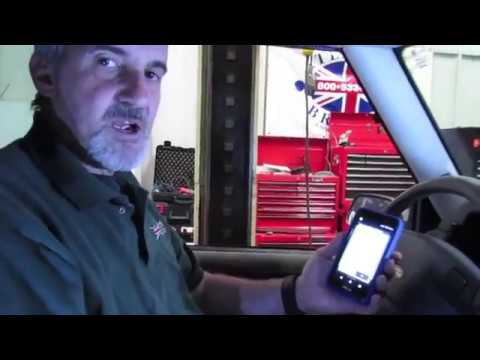 iLAND Diagnostic App: Bleeding The Brakes On Discovery Series II
