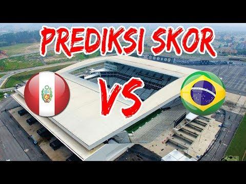 Prediksi Skor Peru Vs Brasil Copa America 2019