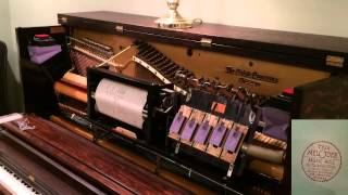 Melodee M 116 Indian Love Call, Player Piano Roll