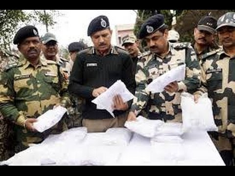BSF Seizes 40kg Heroin From Near Indo-Pak Border