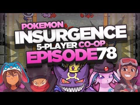 "Pokémon Insurgence 5-Player Randomized Nuzlocke - Ep 78 ""TEACHING WITH RAP"""
