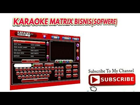 Cara menggunakan Karaoke MATRIX ( server billng