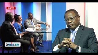 La Vérité en Face avec (Le Pr Maurice KAMTO) Dimanche  26 Aout 2018 sur Équinoxe Tv