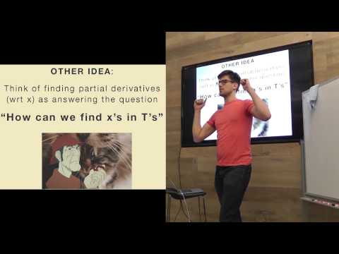 Erik Hinton on The Derivative of a Regular Type is its Type of One-Hole Contexts
