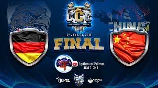 🔴Clash of clans : Confederation Clash Cup: La finale Allemagne vs Chine