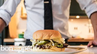 How to Make a Smash Burger at Home