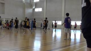 2014アジアカップ インドVS北京 第3セット