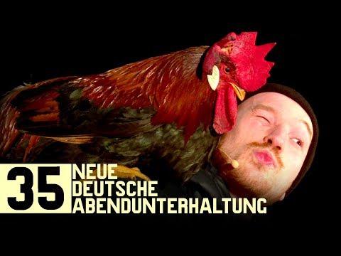 Hahn, Star-Hund, Papagei & Kaninchen - Tiere gehen immer! Kuult live | NDA #35