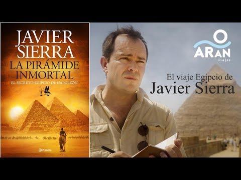 El viaje Egipcio con Javier Sierra | Organizado por Autores de Viaje