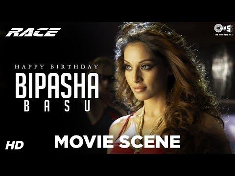 A Fear Fighting Scene Of Bipasha Basu- Race | Saif Ali Khan | Katrina Kaif | Akshaye Khanna thumbnail