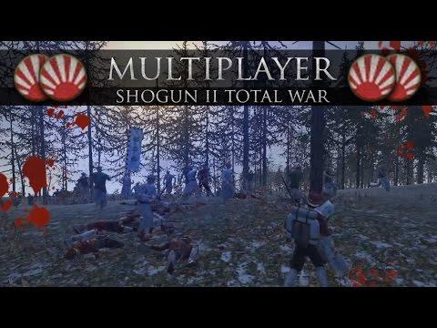 Indy and Oakley - Winter Warriors (Total War: Shogun 2 Battle #177)