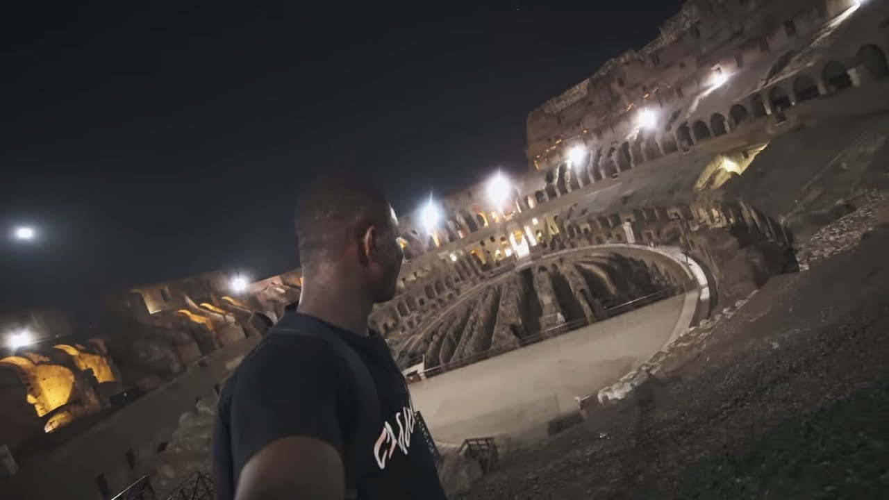 Sneaking Into the Colosseum (Rome 3/3)