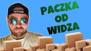 Urodzinowa Paczka od Widza z Wojtkiem  Paczka Od Widza #103 w/ GamerSpace