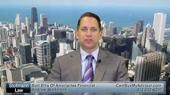 Update: Recovering Losses with Bart J. Ellis and Ameriprise Financial Services