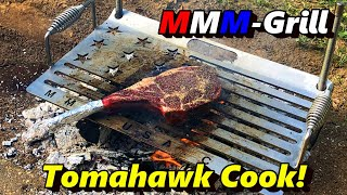 MMM-USA Grill First Cook