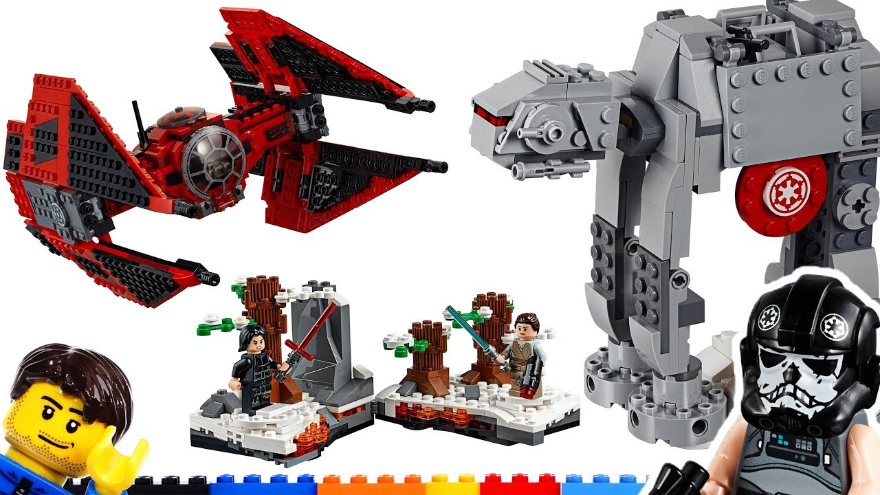 Lego Star Wars Spring 2019 Sets Overview Thoughts Youtube
