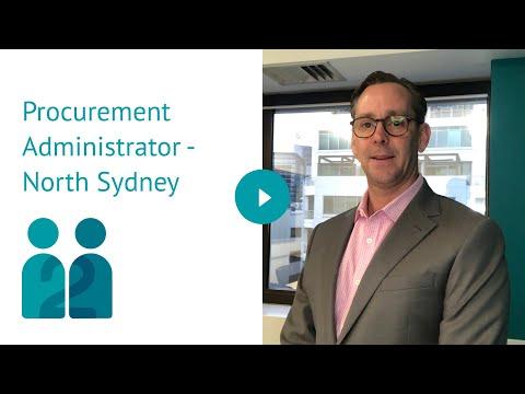 Procurement Administrator - North Sydney