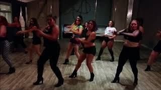 ARMY of SASS Abbotsford: So What - Choreo by Sammy Slay