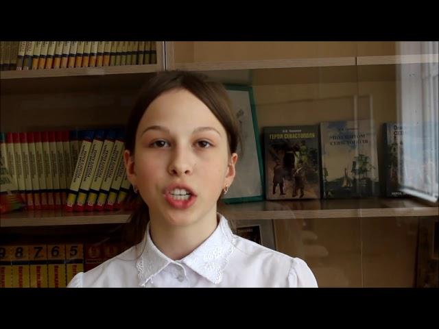 Изображение предпросмотра прочтения – ЯнаЗуева читает произведение «Кукла» К.М.Симонова