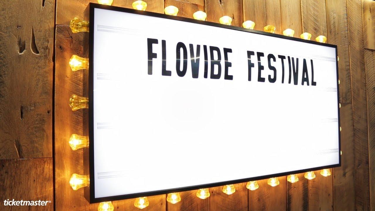 FloVibe brings yoga to Ticketmaster - YouTube