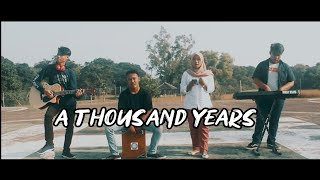 Christina perri - A Thousand Years (MP Project Cover)