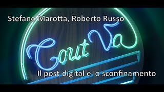 Light art e design della luce | stefano marotta & roberto russo - il post-digital lo sconfinamento