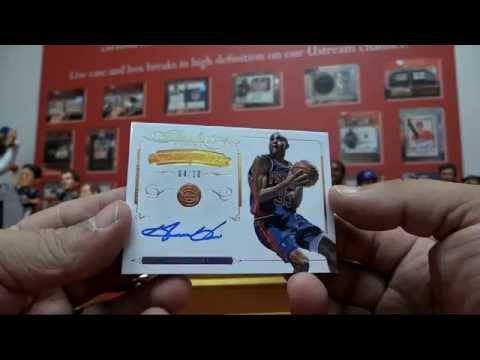 2014-15 Flawless & Spectra Basketball 6...