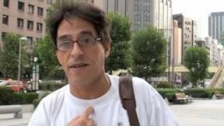 Interview with Jamal Saberi