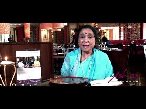 Asha Bhosle's Birthday Message Mp3