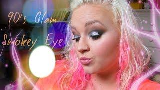 Glitz & Glam Smokey Eye Tutorial Thumbnail