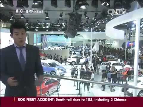 Chinese car makers at critical turning point
