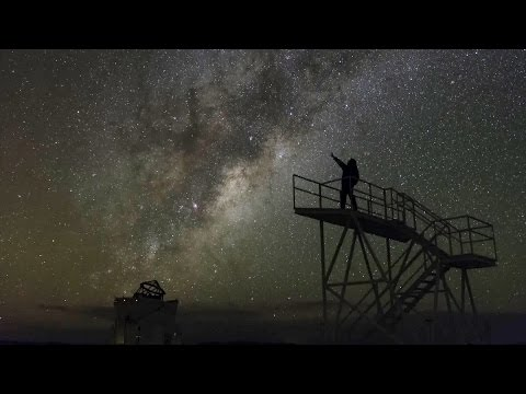 Untold Worlds - Galaxies and Exoplanets