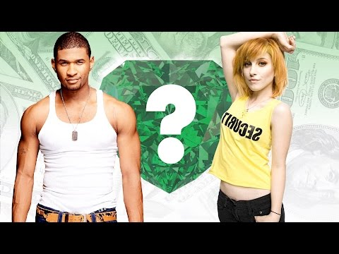 WHO'S RICHER? - Usher or Hayley Williams? - Net Worth Revealed!