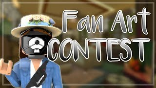 FAN ART CONTEST (CLOSED) [PRIZES, RULES, AND MORE!] \\ Roblox Fanart Contest
