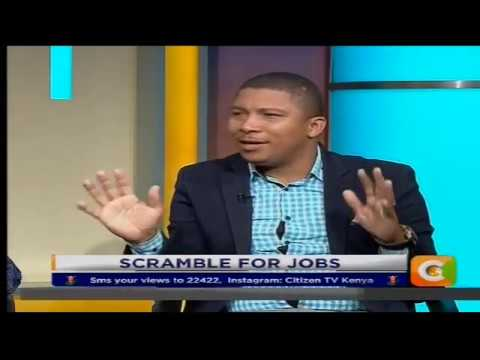 Power Breakfast: Scramble for jobs