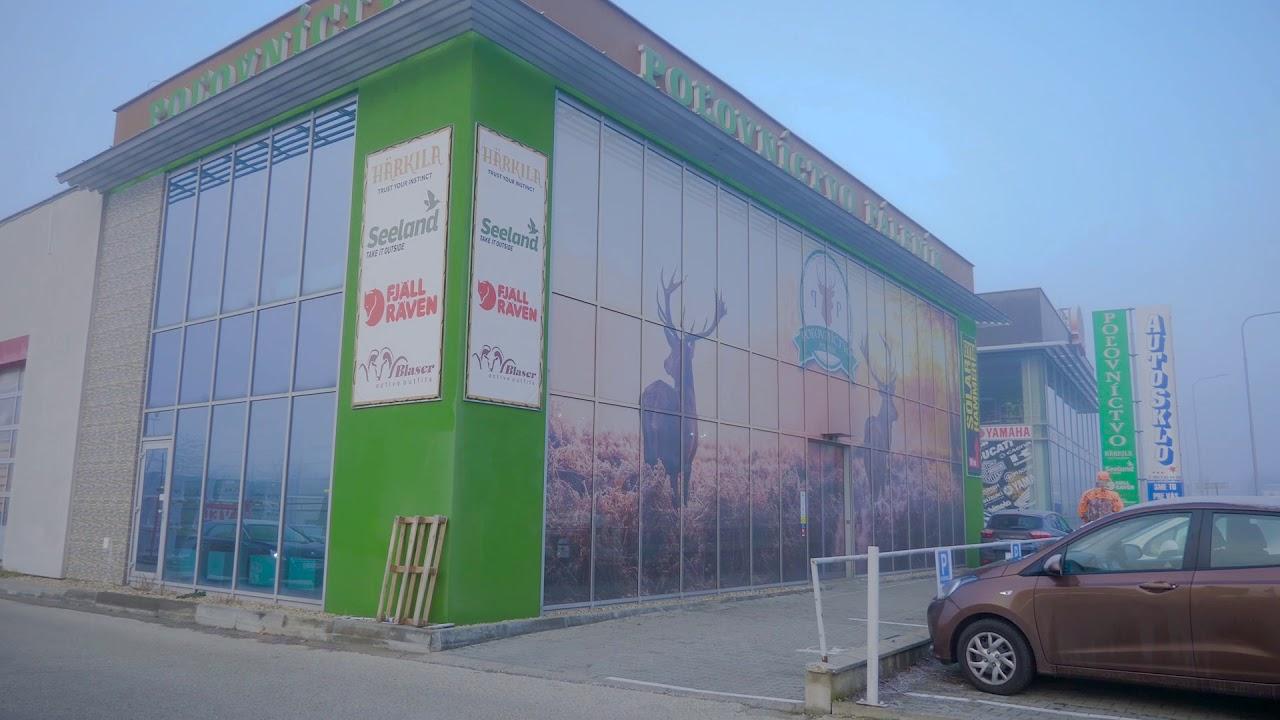 644921300102 Poľovníctvo Páleník - poľovnícky obchod a poľovnícke potreby Nitra ...
