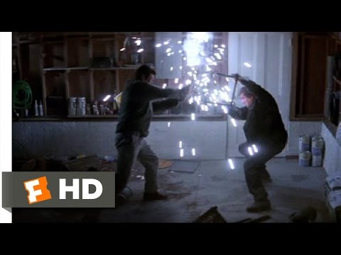 Domestic Disturbance (8/8) Movie CLIP - Frank Fights Rick (2001) HD