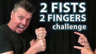 Video FISTS vs FINGERS!! Magic, Trick, Bet, Prank, Challenge! download MP3, 3GP, MP4, WEBM, AVI, FLV Oktober 2017
