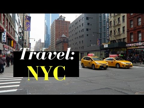 [Travel] New York City | Laura Musuroaea
