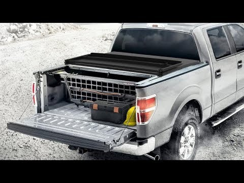 How To Install Oedro Tri Fold Truck Bed Tonneau Cover 2014 2019