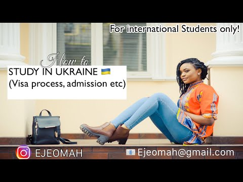 WATCH THIS BEFORE STUDYING IN UKRAINE as an international student  FROM NIGERIA  BLACK LIVING IN 🇺🇦