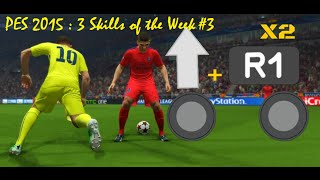 PES 2015 Tutorial Dribbling Skills # 3 Special Neymar thumbnail