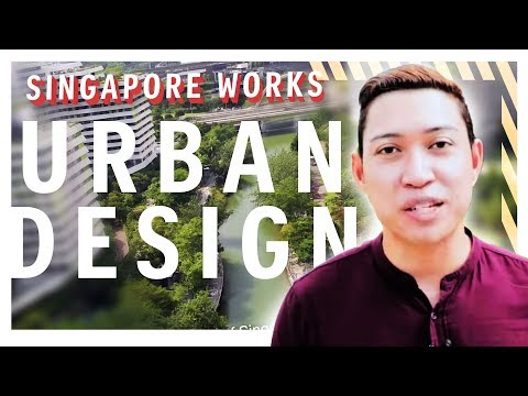 Urban design marvel | Singapore Works | The Straits Times