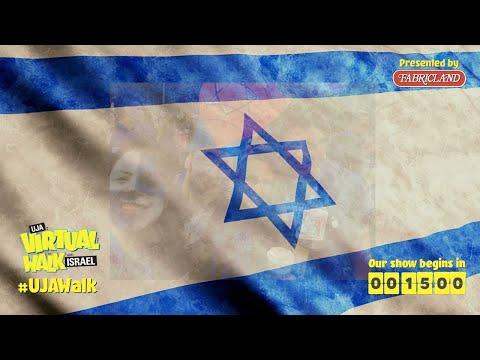 UJA's Virtual Walk With Israel 2020 - Intro