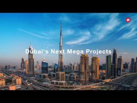Dubai's New Mega Projects
