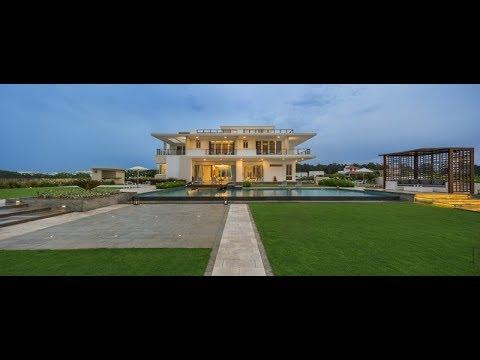 11,000 sq ft Villa on the Sea in Chennai By SVA | Shripal & Venkat Architects + One Landscape