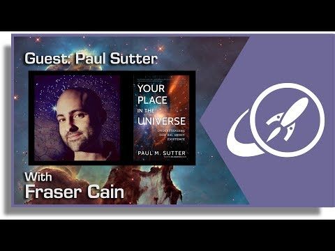 Open Space - Live QA with Dr. Paul Sutter